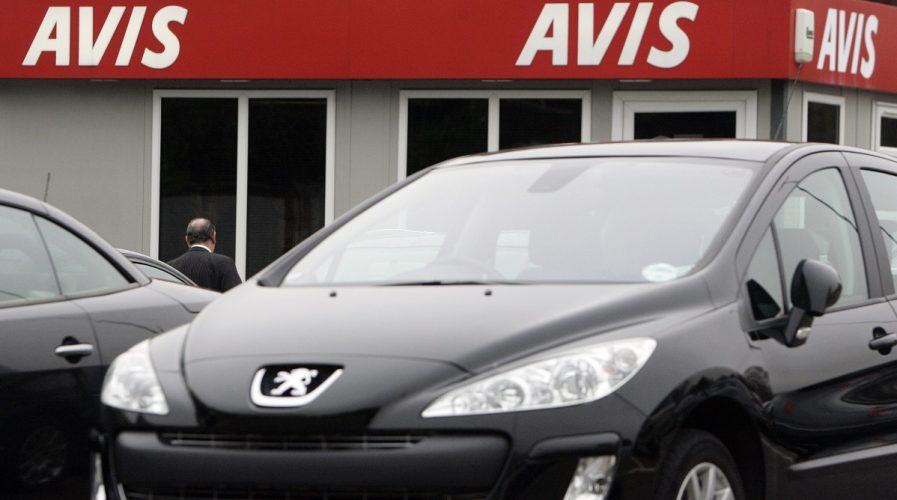 avis car rental company