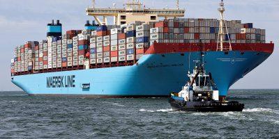 maersk line logistics shipping