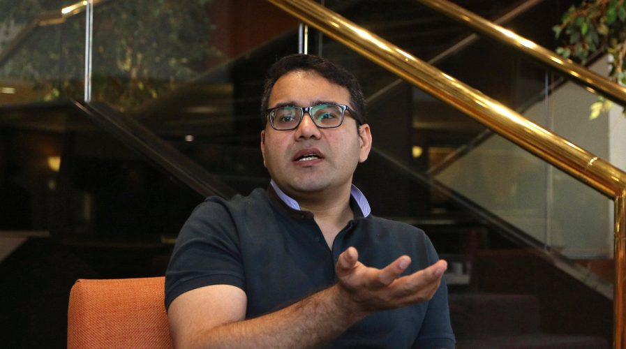 snapdeal ceo kunal bahl