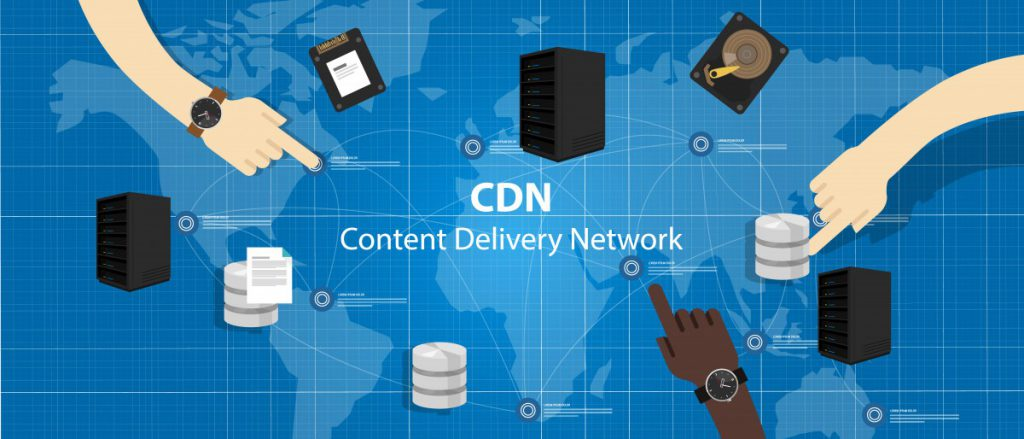 CDN, content delivery networks, global, server