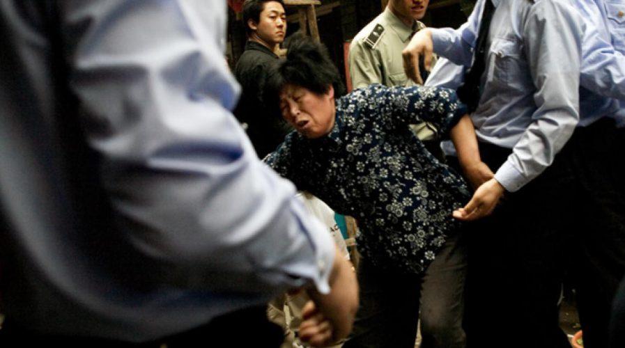 violence, chengguan, human rights watch