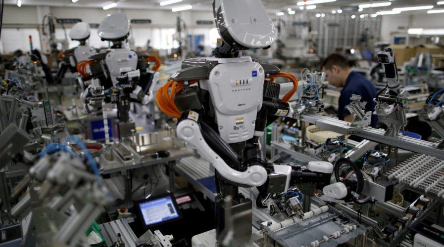 robots, Japan