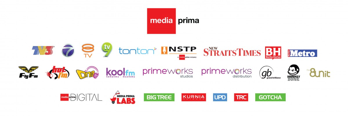 Media Prima, media, Malaysia
