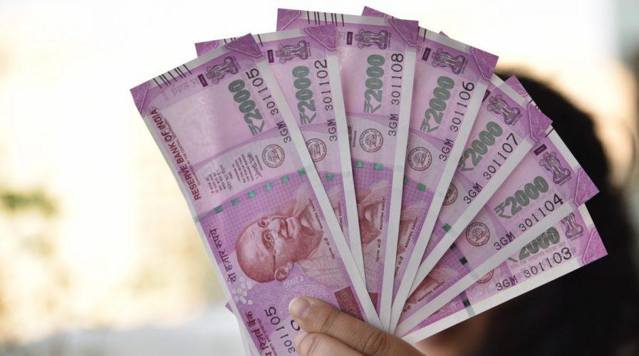 rupee, India