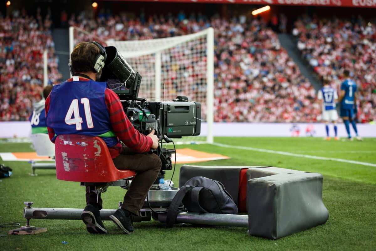 TV football spain