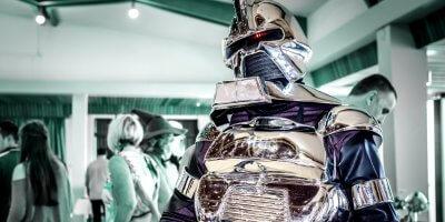 Cylon Robot